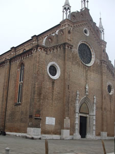 Frari Church