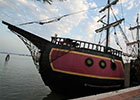 Pirates Galleon for exclusive parties